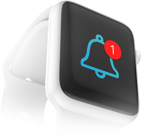 Medicosearch iWatch integration