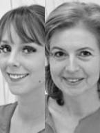 Pascale Rodriguez und Mirjam Schraner-Bühler