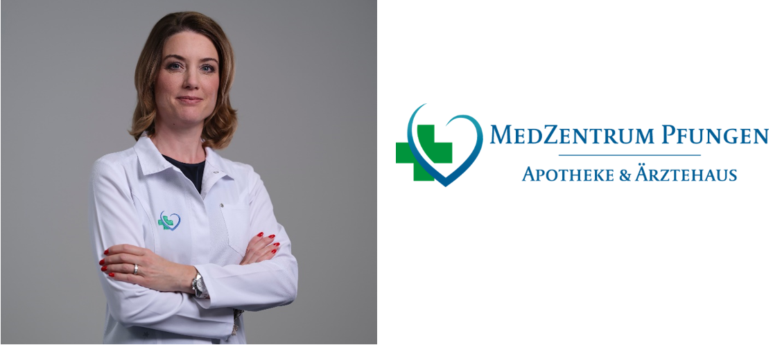 Medicosearch partner Sandra Köppel from MedZentrum Pfungen speaks of the cooperation with Medicosearch