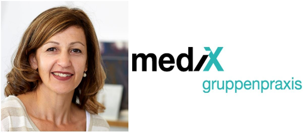 Medicosearch partner Valeria Maissen from mediX speaks of the cooperation with Medicosearch